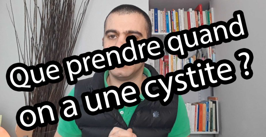 Que faire quand on a une cystite ?